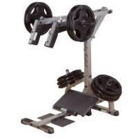 body-solid macchina a leveraggio squat/ calf gscl360