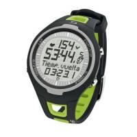 Sigma PC 15.11 Cardiofrequenzimetro, colore: Verde