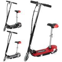 Physionics Mini scooter monopattino elettrico per adulti colore rosso