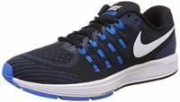 Nike Air Zoom Vomero 11, Scarpe da Corsa Uomo, Multicolore (Black/White-Photo Blue-Racer Blue), 42 1/2 EU