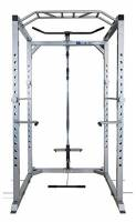 Total body base Heavy Duty Power rack squat Cage Machine cavo puleggia barra per trazioni flessioni palestra a casa