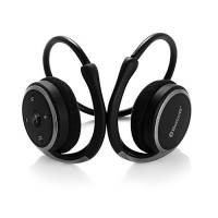 Suicen Auricolari per cuffie Bluetooth Wireless per Sport Running Compatibile con iPhone 7, iPhone 7 Plus, Samsung, dispositivi Bluetooth (nero)