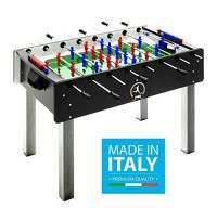 Calciobalilla FAS PRO ITALY NERO Aste Uscenti Palline + SPRAY LUBRIFICANTE - ESCLUSIVA ITALIA - NOVITA