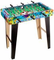Globo - Family Games - Calcetto junior con 3 aste e 2  palline incluse