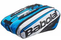 Babolat RH X 12 Pure, Borsa per Racchette Unisex - Adulto, Blu, Taglia Unica