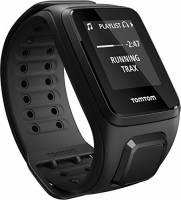 TomTom Spark Orologio Cardio GPS per il Fitness, cardiofrequenzimetro integrato, Activity Tracker 24/7, cinturino Large, Nero