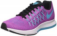 Nike Wmns Air Zoom Pegasus 32, Scarpe da Ginnastica Donna, Viola (Hyper Violet/Gmm Bl/White/Blk), 36 1/2 EU