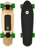 Ridge Skateboards EL1, Skateboard Elettrico Unisex - Adulto, Verde, 27 Pollici