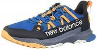 New Balance MTSHAMW_43, Scarpe da Corsa Uomo, Blue, EU
