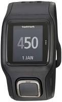 TomTom Runner Cardio Orologio GPS con Cardiofrequenzimetro Integrato, per Corsa Outdoor e Indoor, Nero