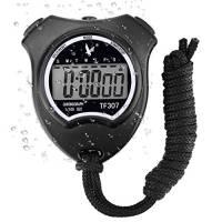 Orologio digitale cronometro sportivo, cronografo palmare Orologio digitale cronometro con allarme per Allenamento di nuoto in piscina, cronometro sportivo per allenatore Arbitro Equipaggiamento